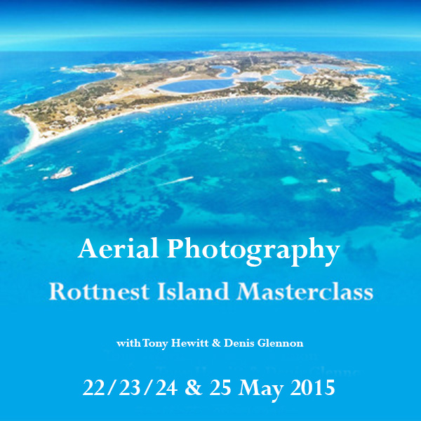 Rottnest Island Masterclass - Art from Above