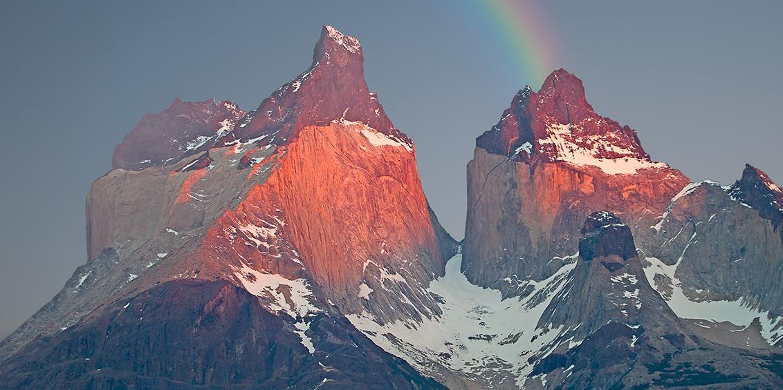 Tours 4 -  Torres del Paines Rainbow
