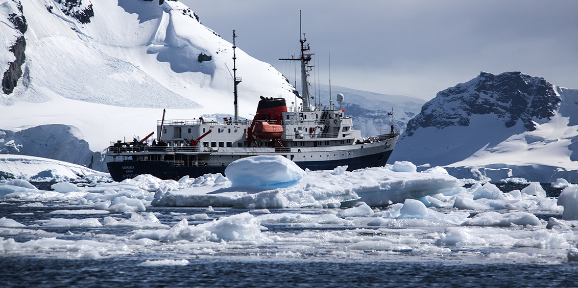 Ushuaia in Ice 1132