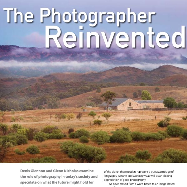 The Photographer Reinvented