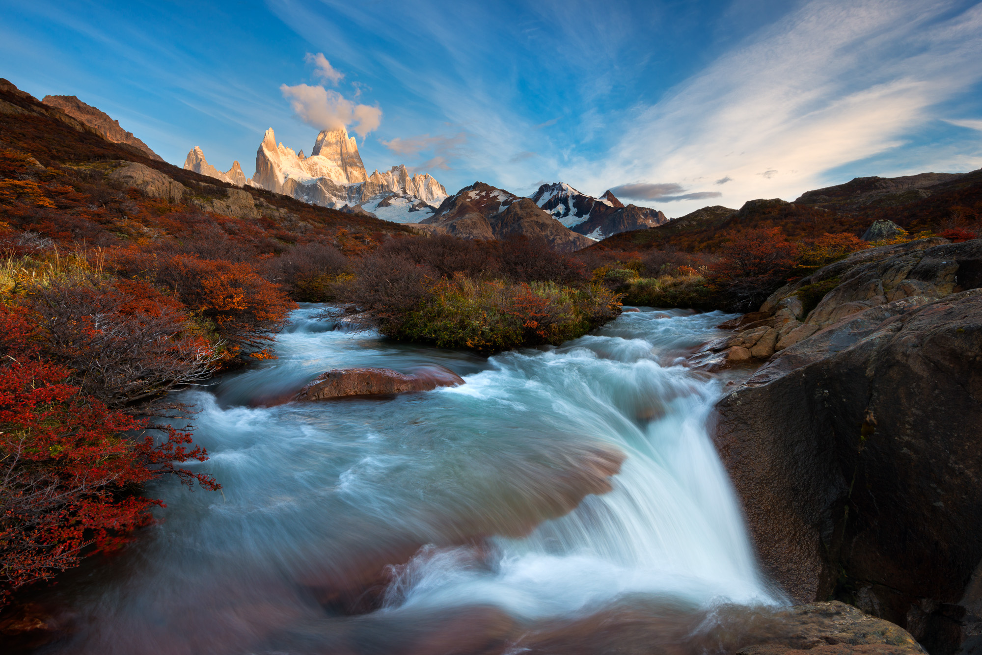 <strong>ICONIC IMAGES/CANON COLLECTIVE 2019 PHOTOGRAPHIC TOUR - PATAGONIA</strong>
