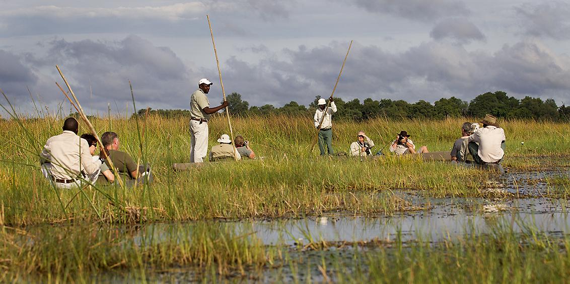 Exclusive Photo Safari to the Okavango Delta - November 2013