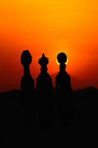 Bumi Tribe, Lower Omo River, Ethiopia